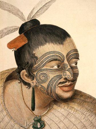Maorys. Creative Commons (domena publiczna)
